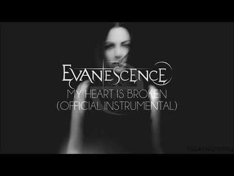 Evanescence - My Heart Is Broken (Official Instrumental)