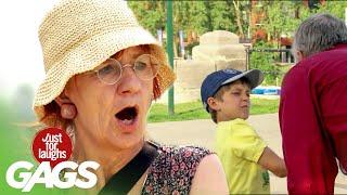 Bratty Kid Slaps Dad For Not Getting Ice Cream