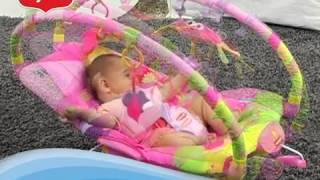 Шезлонг Tiny Love Озорной краб от компании ИП Урбанович Т. З. Прокат детских товаров Сморгонь - видео 2