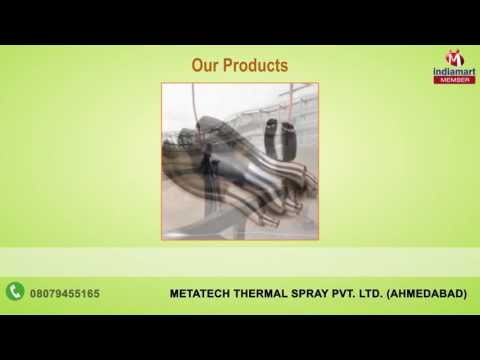 Thermal Spray Aluminium Coating