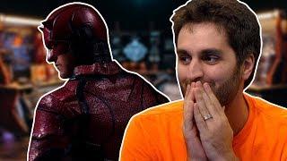 Nightwing vs. Daredevil Sneak Peek | DEATH BATTLE Cast | Kholo.pk