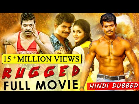 Rugged Full Movie Dubbed In Hindi With English Subtitles   Vinod Prabhakar   Action Movie