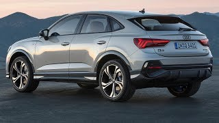Audi Q3 Sportback (2020) - interior Exterior and Drive (Powerful Coupe)