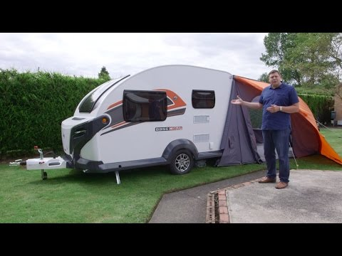 The Practical Caravan Swift Basecamp Plus review