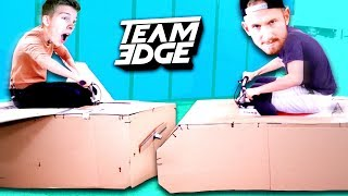 Box Car Demolition Derby Challenge (TEAM EDGE)