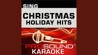 Christmas Time Is Here (Karaoke Instrumental Track) (In the Style of Charlie Brown)