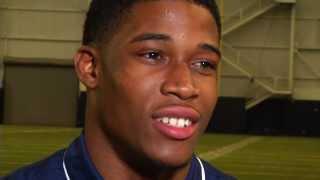 Meet UConn Football's Newcomer Jamar Summers
