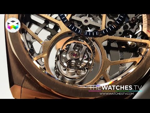 Zenith Watches shares their latest news at Baselworld 2018