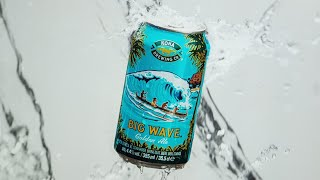 Beer Can Splash Photography Tutorial For Products And Luke Paints a Micro Brewery