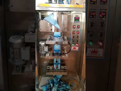 Open Body Milk Packaging Machine