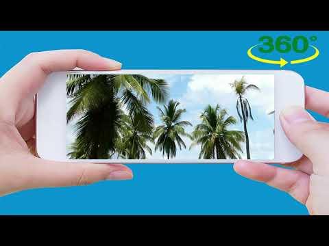 تحويل صورك الي 360 درجة وصور ثلاثية الابعاد لعرضها علي فيس بوك