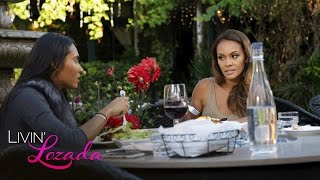 Should Shaniece Move Overseas with Her Boyfriend? Evelyn Weighs In | Livin' Lozada | OWN
