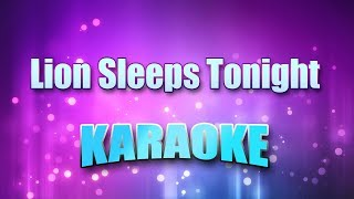 tokens the lion sleeps tonight lyrics - TH-Clip