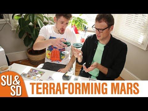Terraforming Mars - Shut Up & Sit Down Review