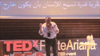 preview picture of video 'Path is made by steps: Sahbi Bouguerra at TEDxPiloteAriana'
