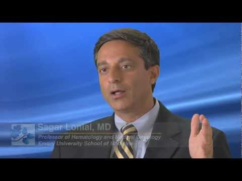 Sagar Lonial, MD of Emory University discusses the MMRF CoMMpass Study