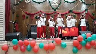 Choreography by dancing kids song Joy by 1 Girl Nation