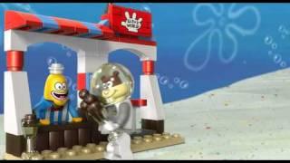 Spongebob Squarepants Glove World - LEGO 3816