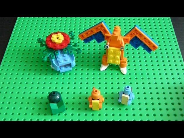 Lego Pokemon Instructions Part Lego Pokeball Pokemon Instructions