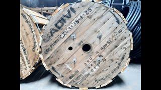 Giá Cáp Điện CADIVI CXV 3×35 + 1x25mm2 0.6/1kV