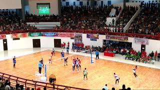 preview picture of video 'Final Men's Kapolda Cup 2018 1 Berau VS P. Bunyu'