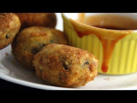 आलू कुरकुरे - आलू के चटपटे नाश्ते का तरीका   Aloo Kurkure - Breakfast Recipes -Breakfast