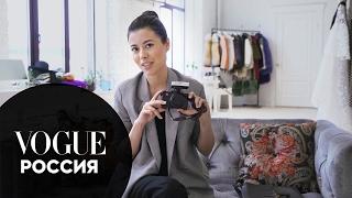 Что в сумке у Анны Ивченко?