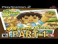 Go Diego Go : Safari Rescue ps2 Walkthrough Part 1