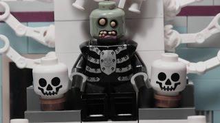 Lego Zombie Apocalypse (Prequel) part 6: Death is coming