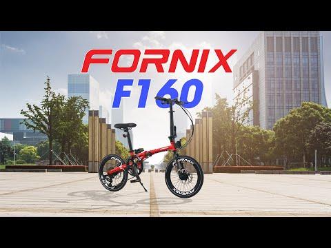 Xe đạp gấp Fornix F160