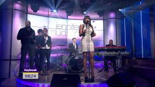 Jennifer Hudson - I Remember Me - 110425 Daybreak