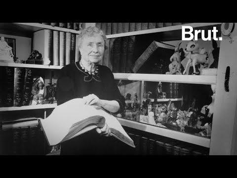 Vidéo de Helen Keller