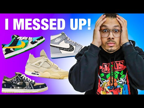 10 Shoes I Took a FAT L on for My Sneaker Collection (2020 Releases)