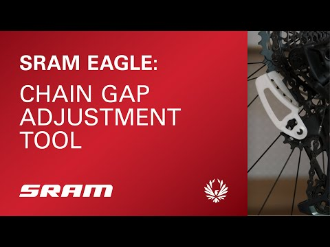 Eagle Chain Gap Adjustment Tool for 52T and 50T Cassettes
