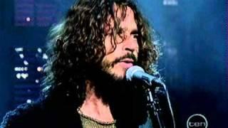 Chris Cornell - The Keeper - David Letterman - 23/9/2011