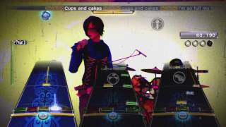 Cups and Cakes by Spinal Tap - Full Band FC #360