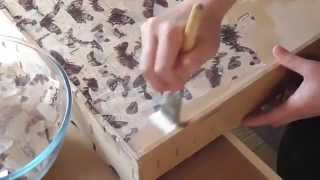 Decoupage Three Ways - What Types Of Paper Can Be Used?