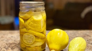 Canning Squash Fresh From The Garden| Pine Knot Family Farm Vlog