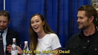 Convention Wondercon 2018 | Fear the Walking Dead