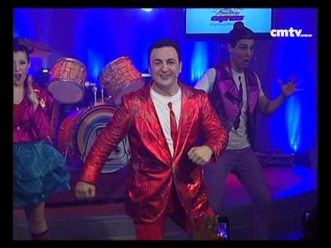 Topa video Todos a moverse - Estudio CM - 28-07-2014
