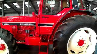1984 International Harvester 1056 XL 5.9 Litre 6-Cyl Diesel Tractor