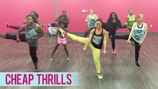 Sia - Cheap Thrills ft. Sean Paul (Dance Fitness with Jessica) by Dance Fitness with Jessica