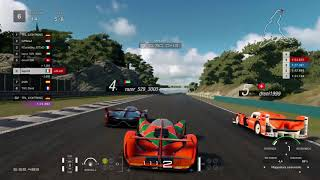 Gran Turismo™SPORT 3rd race- Viperconcept