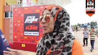 preview picture of video 'KTM-RIDE TO DUKE BATTLE 390 PEKAN PAHANG (round 6)'