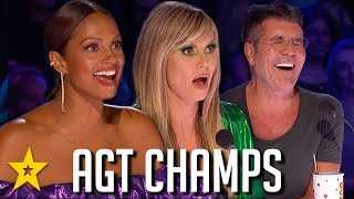 America's Got Talent: The Champions Semi Finals 2020 | WEEK 5 | Got Talent Global