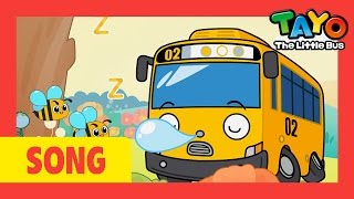 Tayo song Baby Bumble Bees l Nursery Rhymes l Tayo the Little Bus