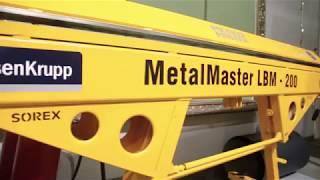Демозал и склад Online Metal Master