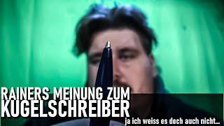 Drachenlord s Reviews: Guglschreiba (Draches Meinung #023 Kugelschreiber)