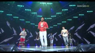 2PM - 10 Points Out of 10 Points_SBS Inkigayo (Special Version)