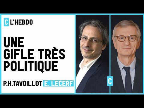 Une gifle très politique - C l'hebdo - 12/06/2021 Une gifle très politique - C l'hebdo - 12/06/2021